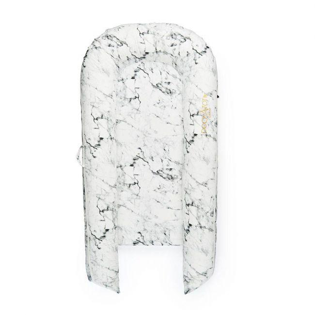 DockATot - Grand Cover - Carrara Marble