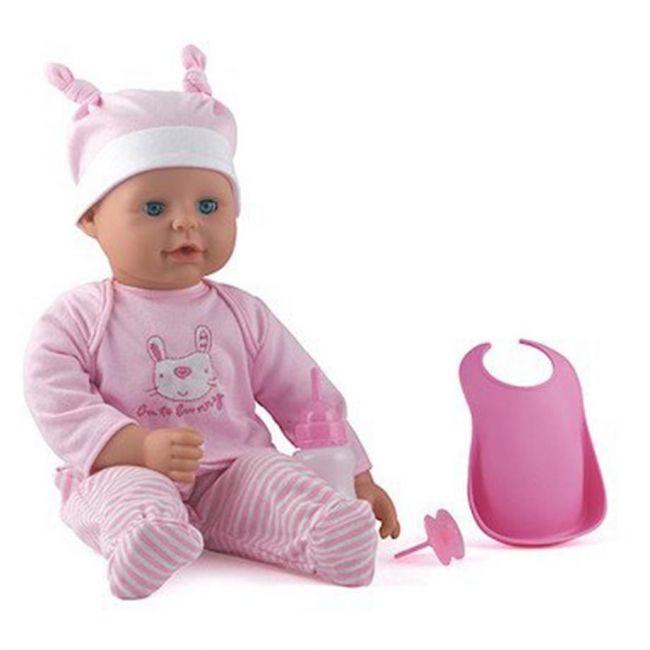 "Dollsworld Baby Boohoo Pink 46cm (18"") Doll"