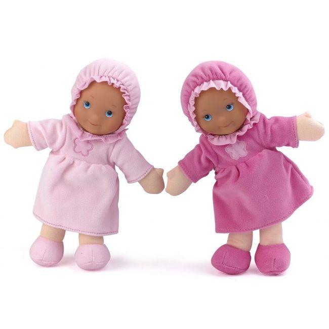 "Dollsworld My First Baby 25cm (10"") Doll Set - 2 Asst"