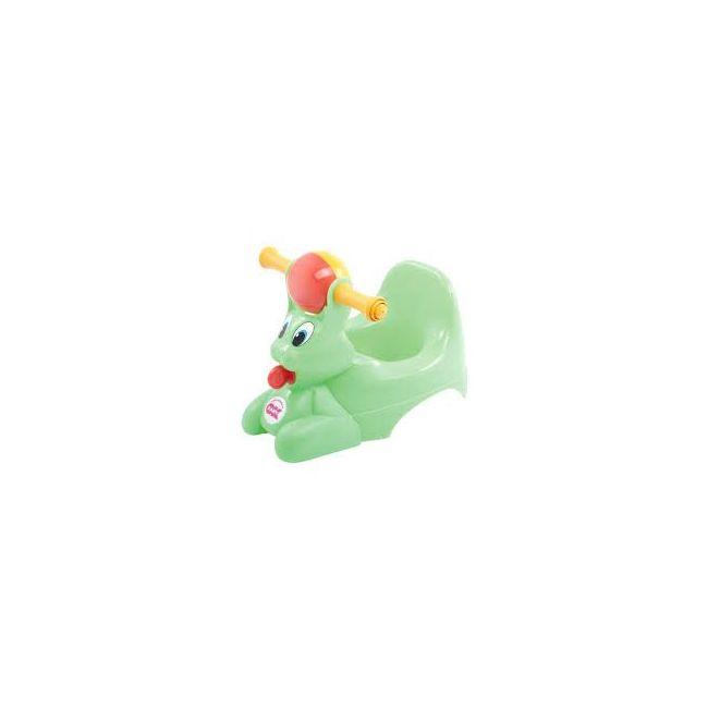 Okbaby Spidy The Rabbit Potty - Pista Green