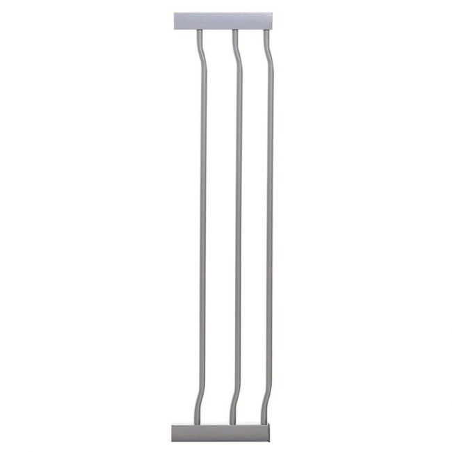 Dreambaby White 18Cm Gate Extension 1m High