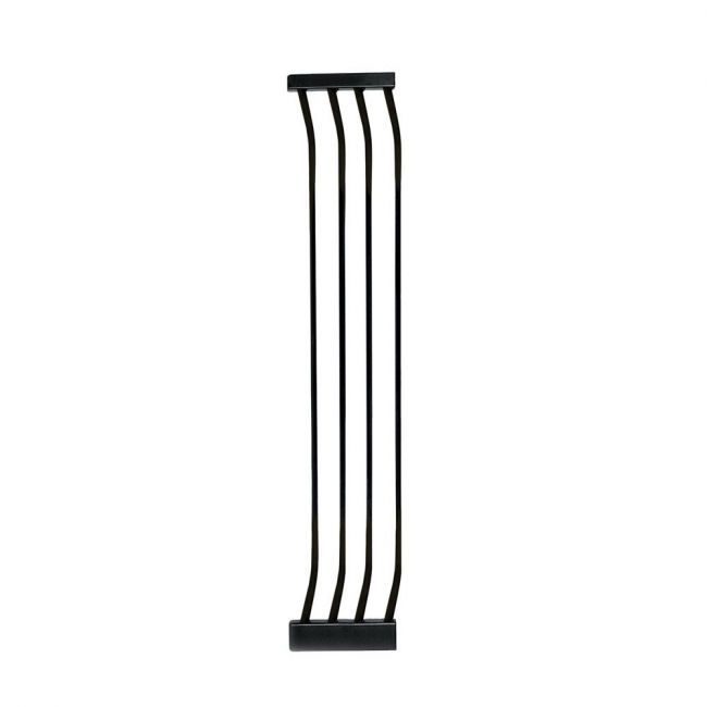 Dreambaby Black 27Cm Gate Extension 1m High