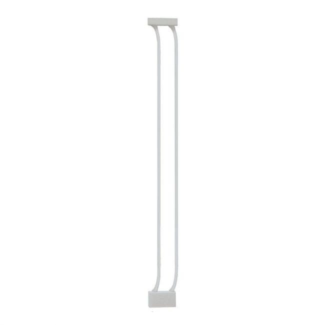 Dreambaby White 9Cm Gate Extension 1m High