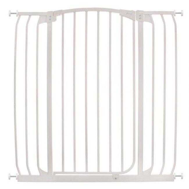 Dreambaby White Hallway Gate 1m High