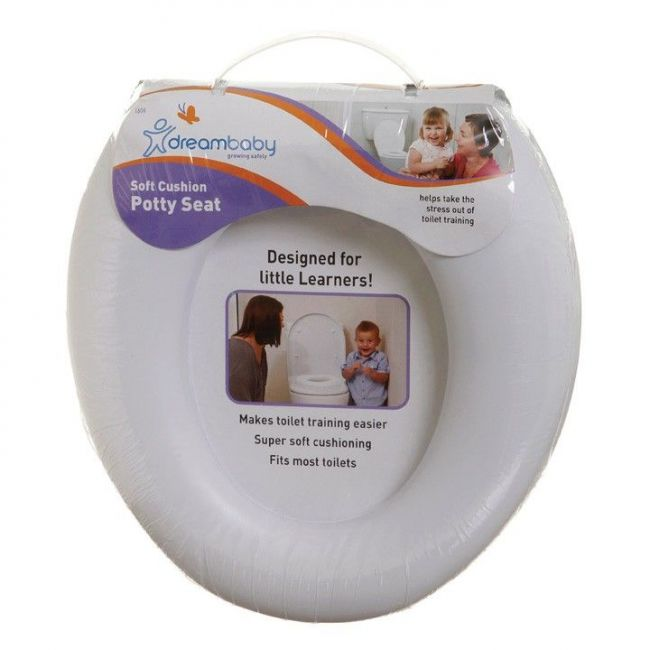 Dreambaby - Soft Cushion Potty Seat