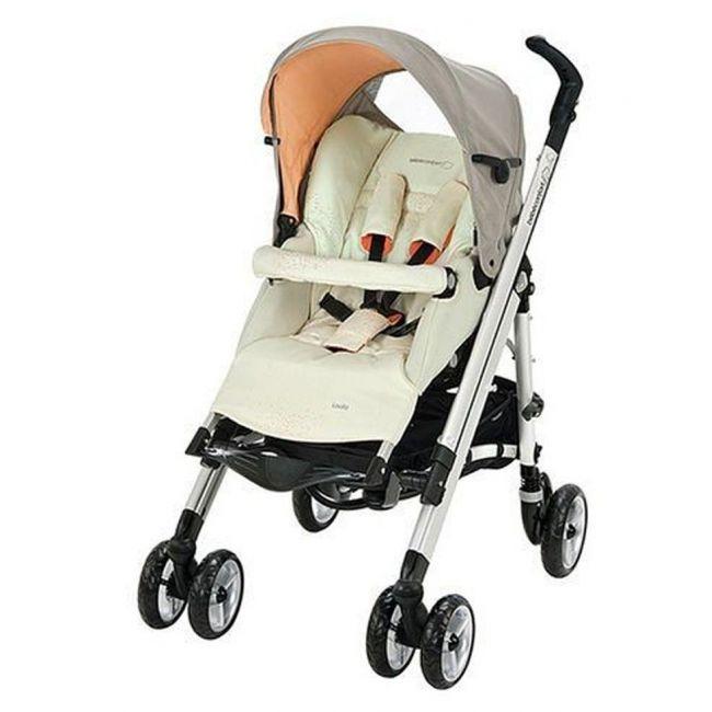 Bebe Confort Beige Loola Full Stroller - Natural Bright