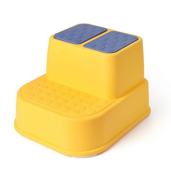 Eazy Kids - Step Stool Yellow