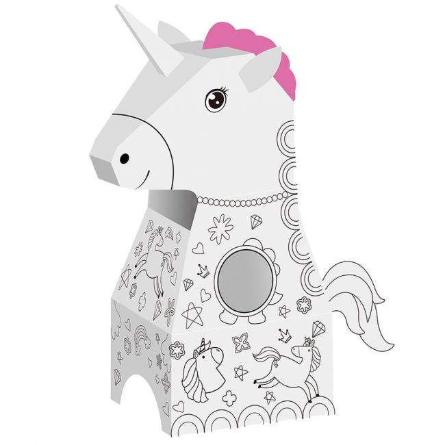 Eazy Kids - Doodle Art & Craft Coloring Wearable Unicorn
