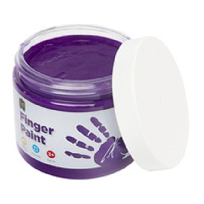 EC - Finger Paint 250 Ml Purple