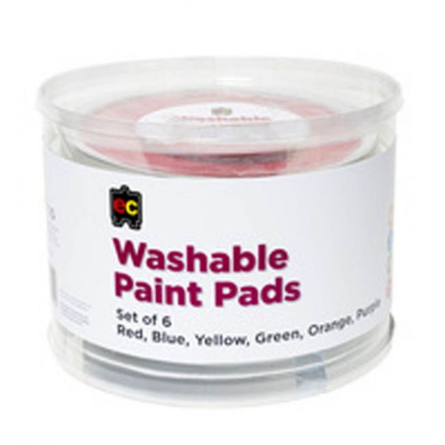 EC - Paint Stamper Pad Assorted