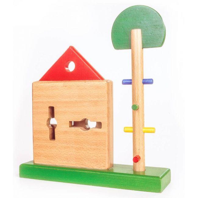 Edu Fun - Little House Big Key