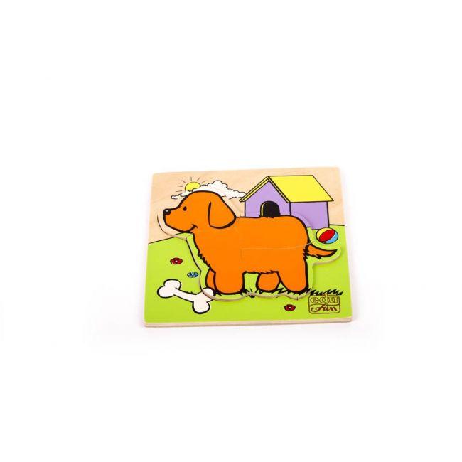 Edu Fun - Play With Animal Puppy Dog