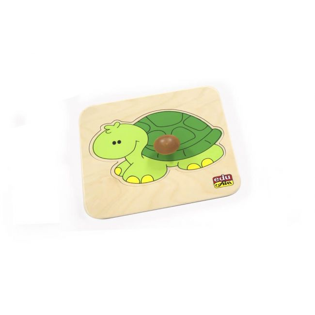 Edu Fun - Small Matching Board Turtle