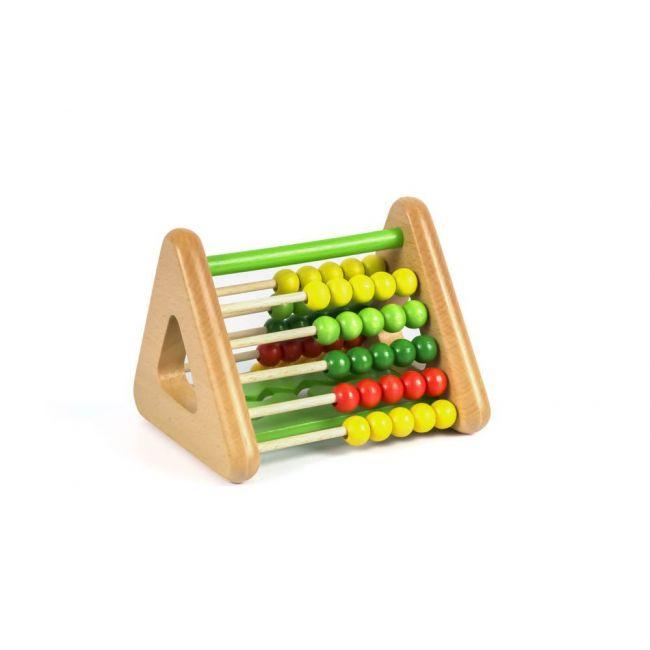 Edu Fun - Triangle Abacus Tracing