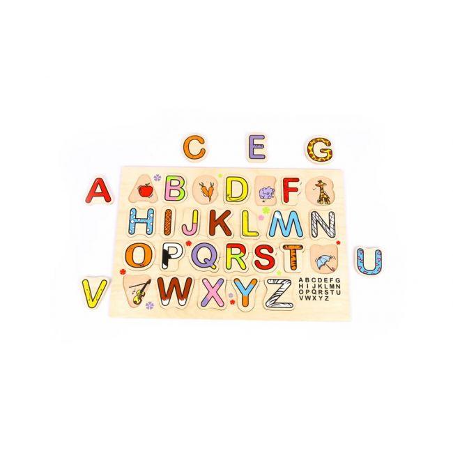 Edu Fun - What S Inside My Alphabet English