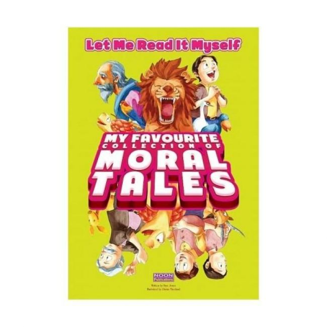 Edukid - My Favourite Collection Moral Tales