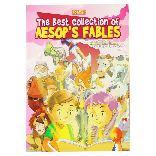 Edukid - The Best Collection Of Aesops Fables