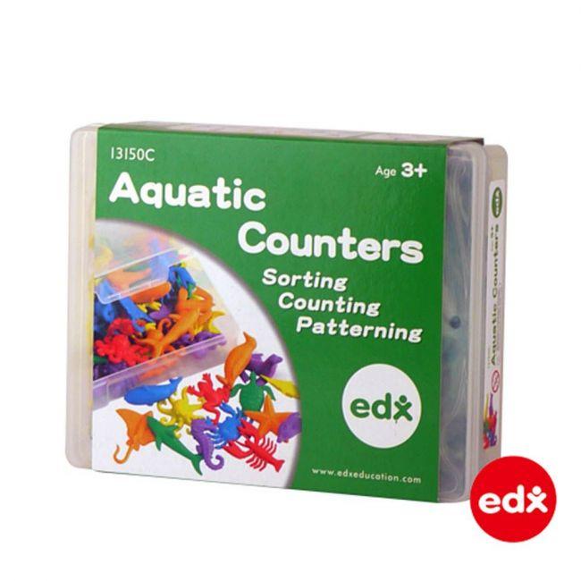 Edx Education - Aquatic Counters