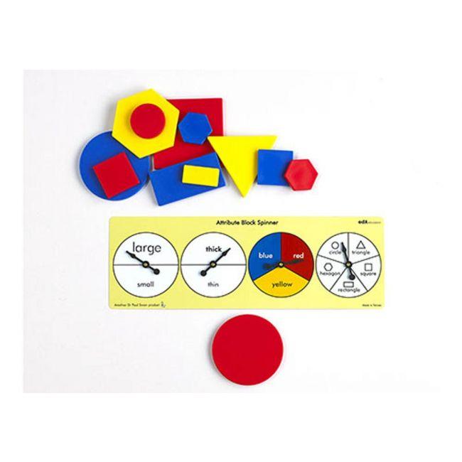 Edx Education - Attribute Block Spinners