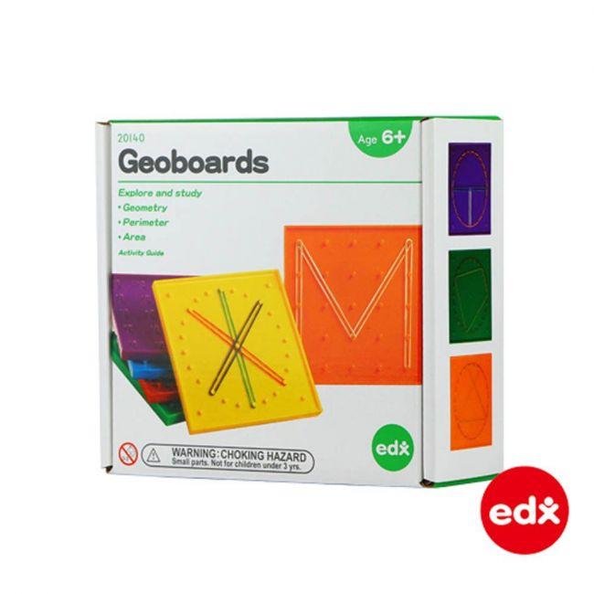 Edx Education - Geo Boards 6