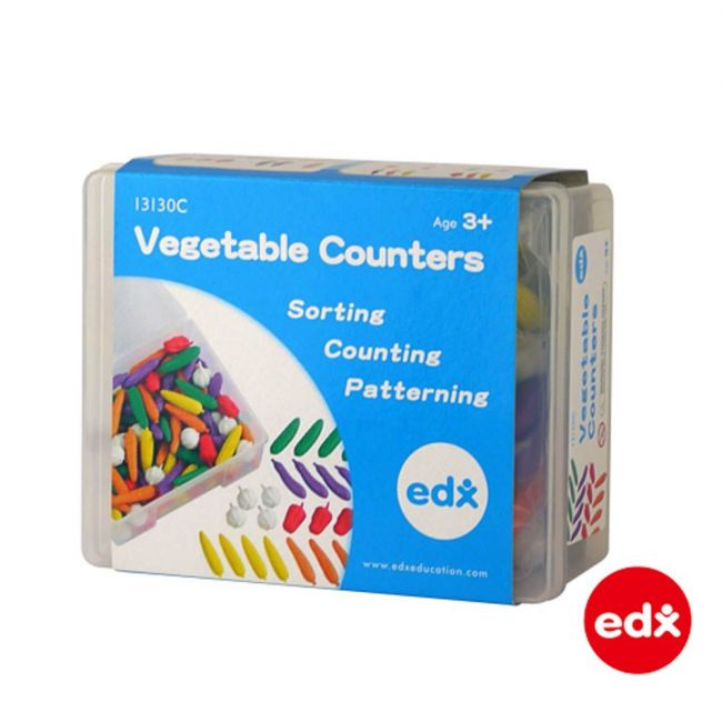 Edx Education - Vegetable Counters