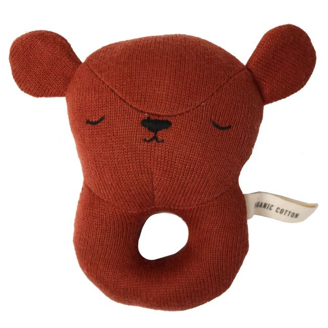 Eef Lillemor - Baby Rattle Grizzly