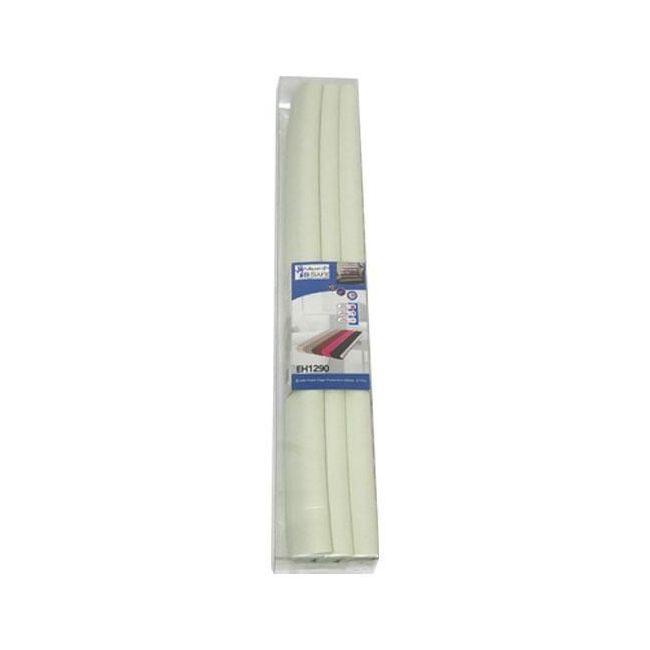 B-Safe Foam Edge Protectors White - 3 Pcs