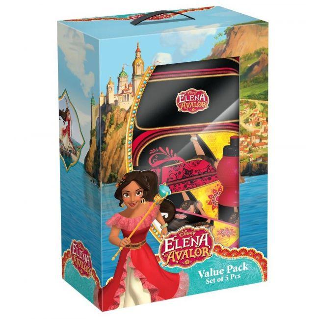 Disney Elena of Avalor Value Pack Set Trolley 18 inch