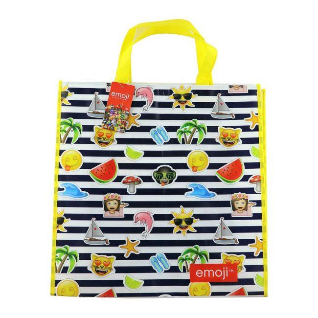 Emoji - Grocery Eco Friendly Bags Reusable Foldable Shopping Bag