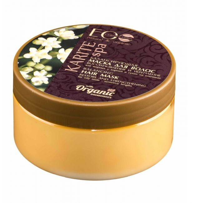 EO Laboratorie - Organic Hair Mask Balancing For Oily Roots