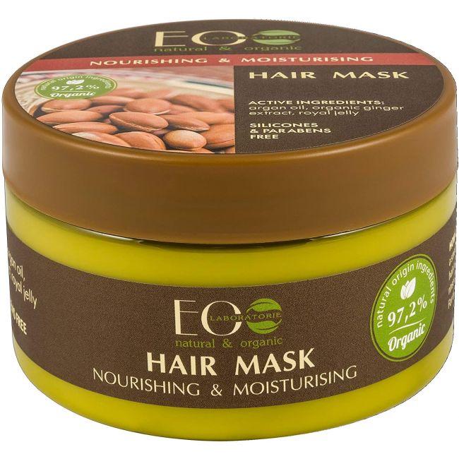 EO Laboratorie - Organic Hair Mask Nourishing Repair