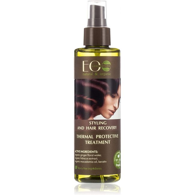 EO Laboratorie - Organic Styling And Hair Restoring Heat Protective