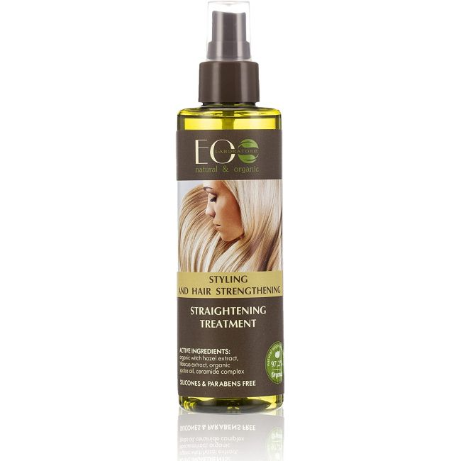 EO Laboratorie - Organic Styling And Hair Strengthening Smoothing