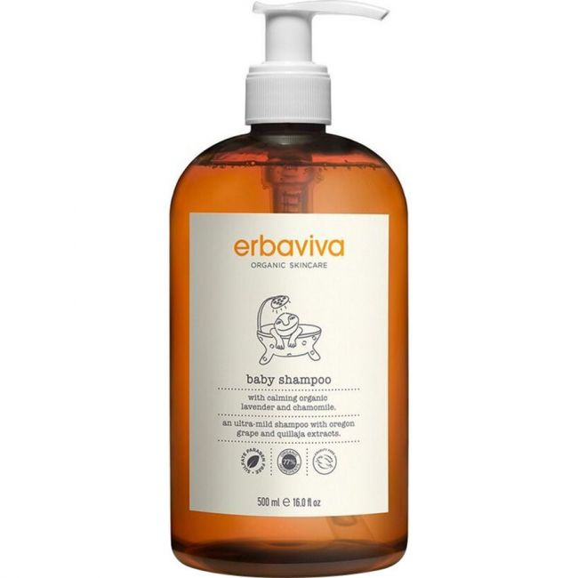 Erbaviva - Baby Shampoo 16oz