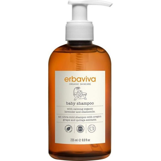 Erbaviva - Baby Shampoo 8oz