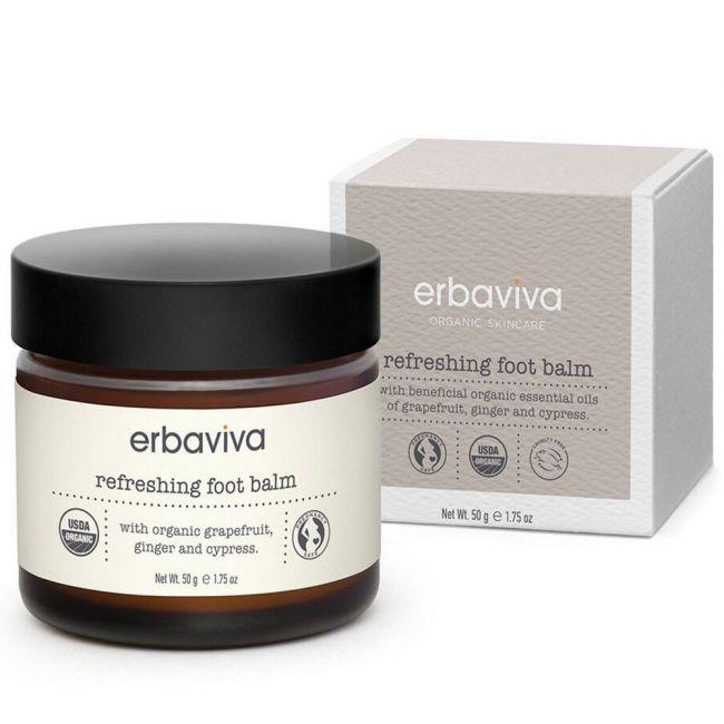 Erbaviva - Refreshing Foot Balm