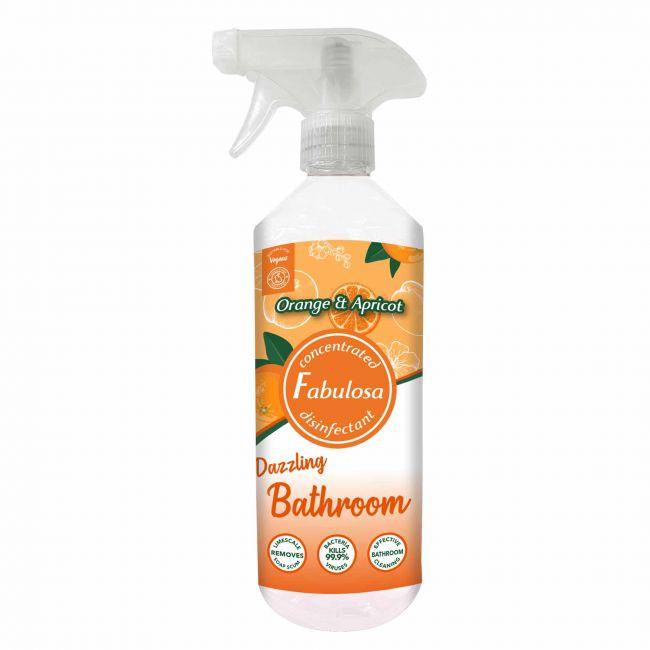 Fabulosa - Antibacterial Bathroom Spray Orange & Apricot 500ml