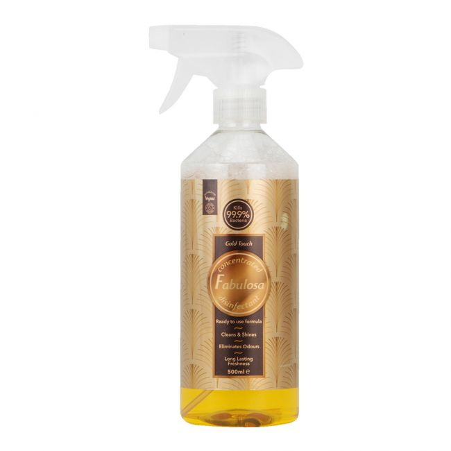 Fabulosa - Antibacterial Spray Gold Touch   500ml