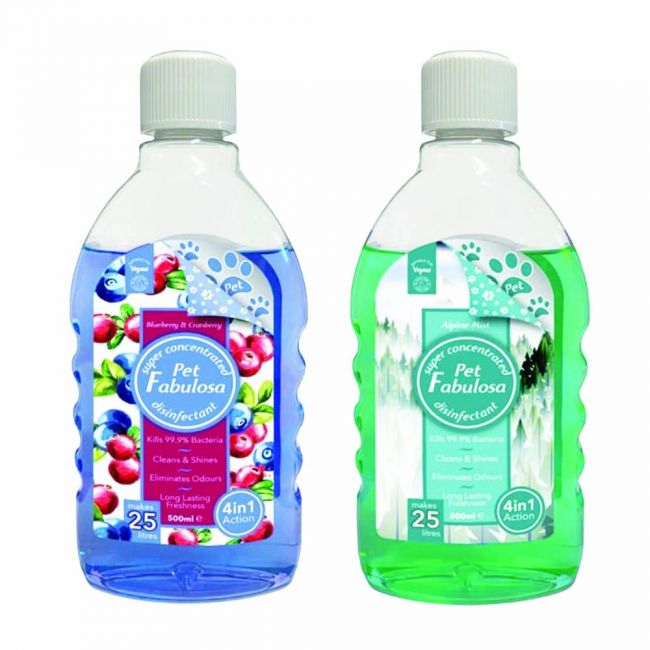Fabulosa - Concentrated Disinfectant Alpine Blueberry 500Ml