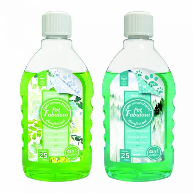 Fabulosa - Concentrated Disinfectant Tranquil Alpine 500Ml