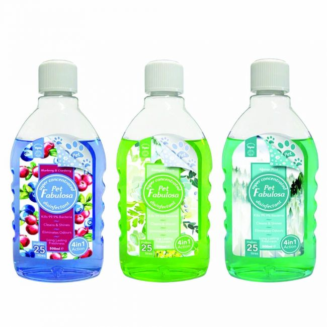 Fabulosa - Concentrated Disinfectant Tranquil Alpine Blueberry 500Ml