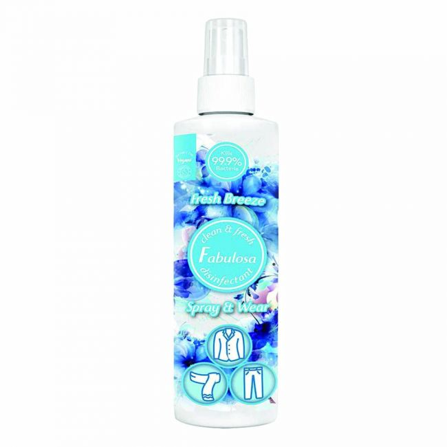 Fabulosa - Spray And Wear Fresh Breeze 250Ml
