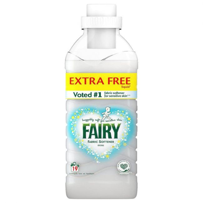 Fairy - Fabric Softener for Babies Laundry - 1.05L