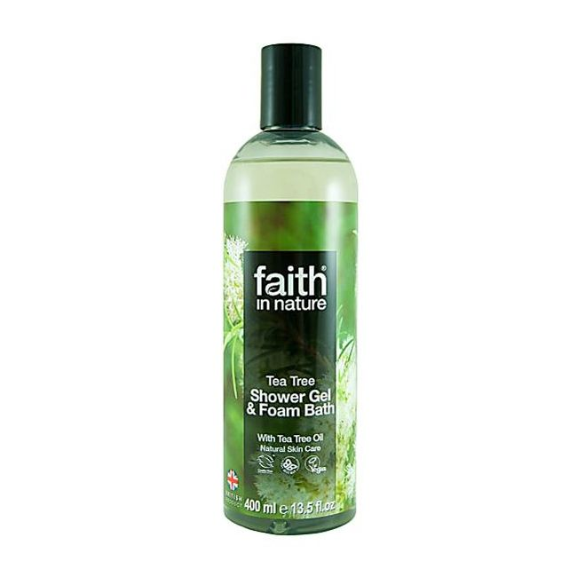Faith in Nature - Tea Tree Shower Gel 400ml