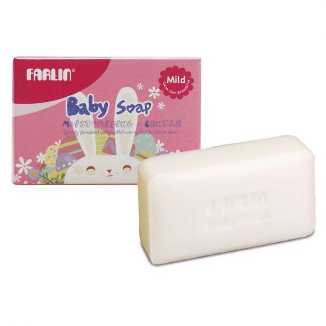 Farlin - Baby Soap - White