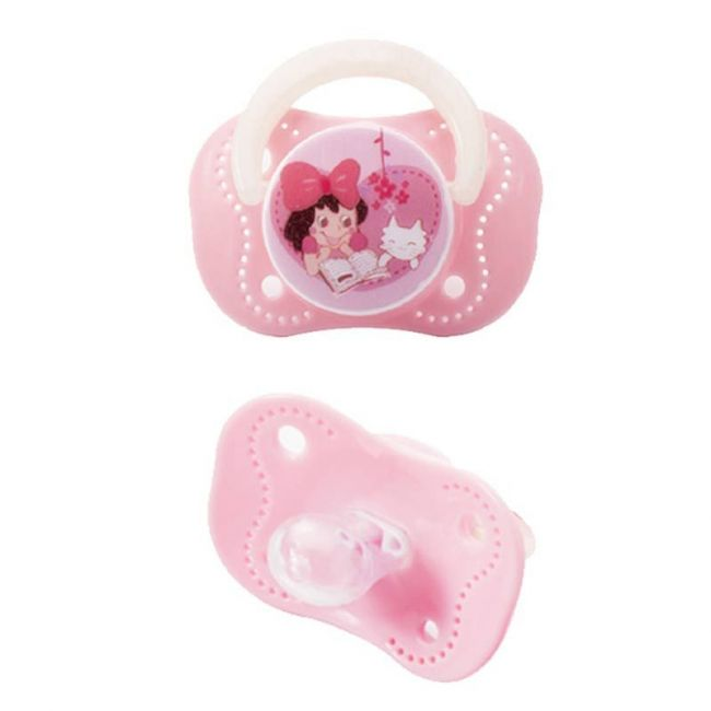 Farlin - Chu Chu Cherry Pacifier Medium 6M+ - Pink