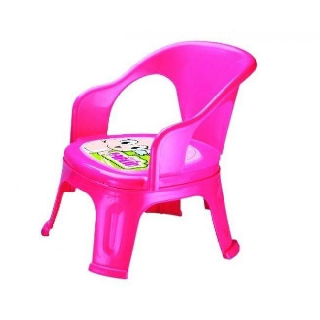 Farlin Baby Chair-Pink