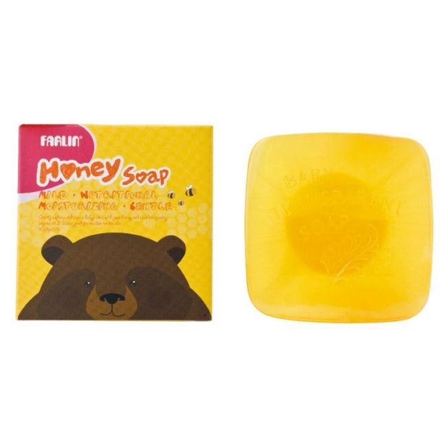 Farlin Baby Transparent Soap, 100g