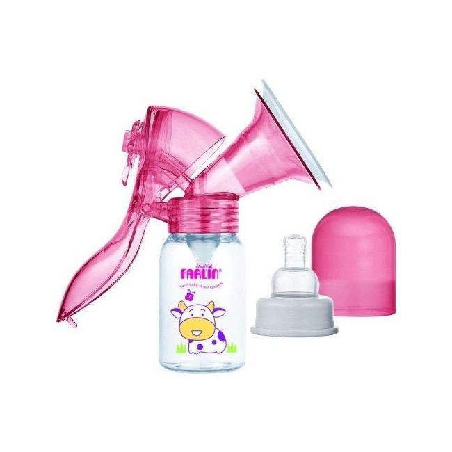Farlin Effort Saving Manual Breast Pump