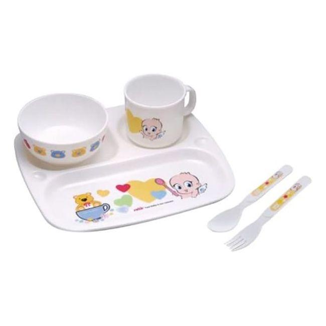 Farlin Toddler Tableware Set